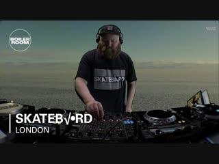 Deep House presents: Skatebård Boiler Room London [DJ Live Set HD 1080]