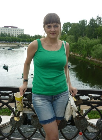 Ирина Полушкина, 25 декабря 1988, Слободской, id155422372