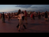 Танцы на Стрелке В.О. Хрустальный дракон. 21 июля 2018. Часть 6