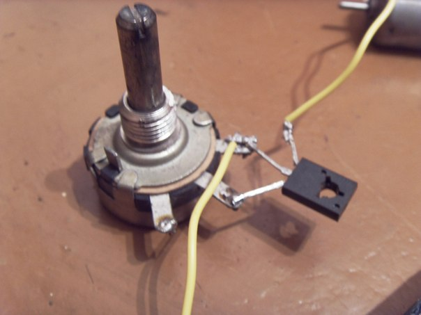 Регулятор оборотов электродвигателя своими руками видео