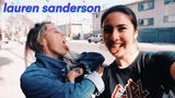 LAUREN SANDERSON Interview- coming out, doing a ted talk, song w PnB Rock