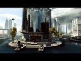 Battlefield 4 ALPHA (free cam/gameplay) HD