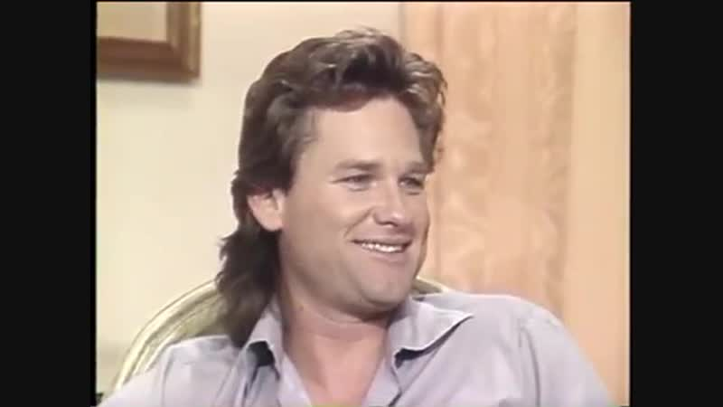 KURT RUSSELL about BIG TROUBLE IN LITTLE CHINA