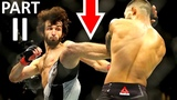 Zabit MagomedshaRiPov UFC SUPER MOVES in MMA Fights (PART 2)