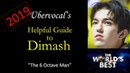2019 CBS Worlds Best Talent Helpful Guide to Dimash: Man with Widest Vocal Range (6 Octaves) Димаш