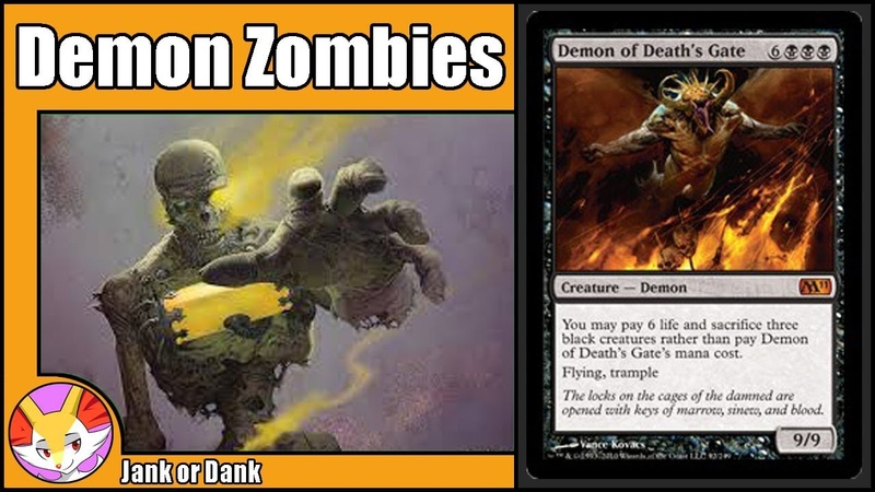 Demon Zombies - (Modern) - Jank or Dank?