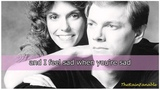 The Carpenters - I Can't Smile Without You Lyrics