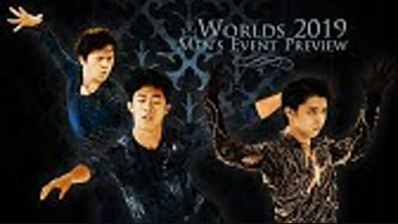 World Figure Skating Championships 2019_ Mens Event Preview