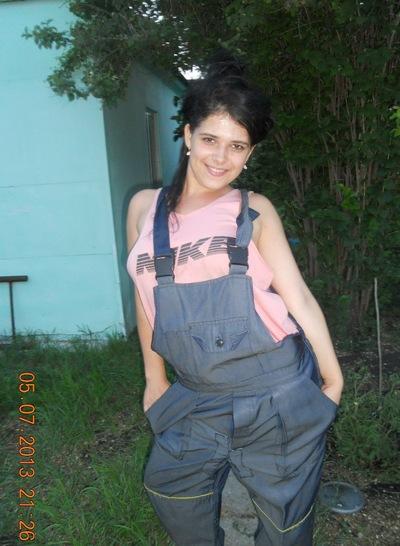 Ольга Дегтярёва, 7 октября 1988, Пенза, id99676921