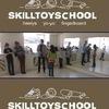 SkilltoySCHOOL Школа Йо-йо, Heelys, Fingerboards