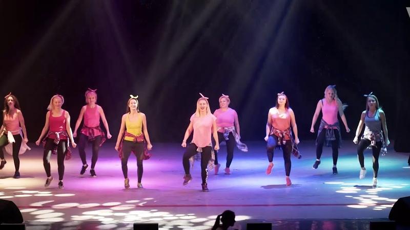 Школа Танцев Visions - Зумба