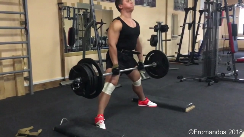 Становая Тяга\DEADLIFT