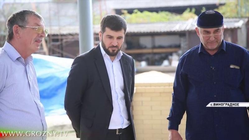 Фонд имени Шейха Зайеда помог реализовать бизнес-идею жителю села Виноградное