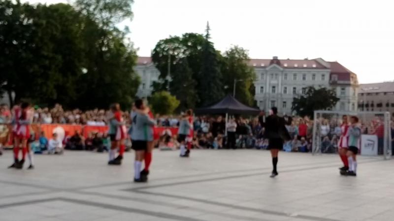 Матч, Вильнюс, Ночь искусств 2018