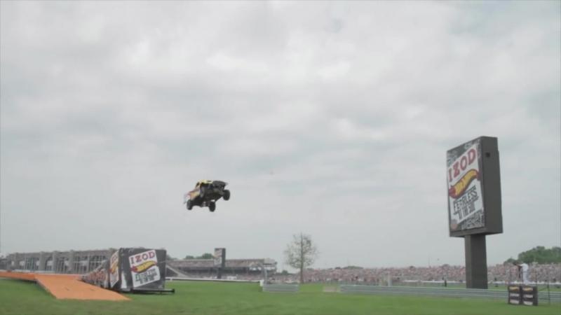 Таннер Фауст - Мировой рекорд (101 метр) [29.05.2011]