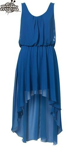 Платье. Выкройка (3 фото) - картинка
