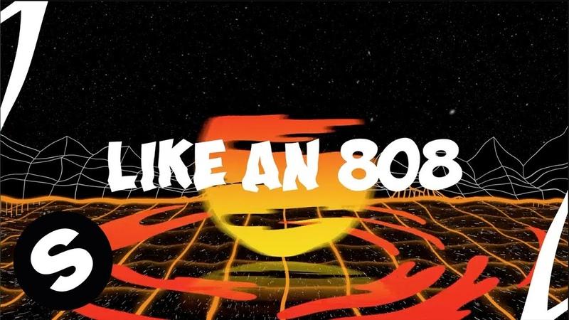 Bram Fidder - Like An 808 (feat. Lydia Lucy) [Official Lyric Video]