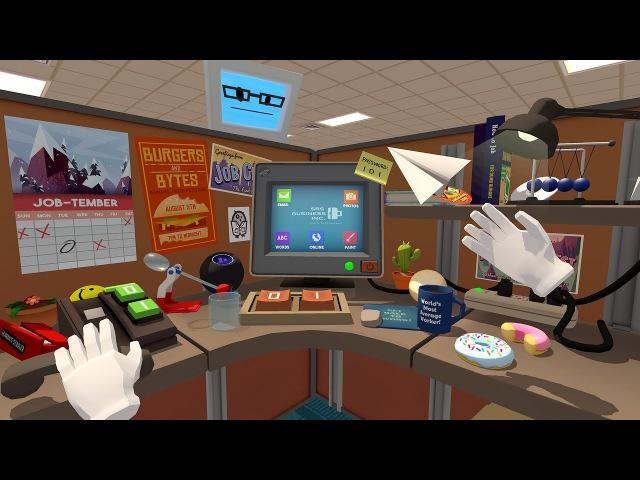 Симулятор Работника Playstation VR