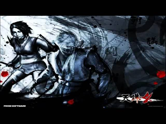 Tenchu : Shadow Assassins OST - Rain