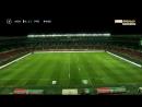 Обзор матча: : Ахмат- Рубин - 1:1 - 18.08.2018