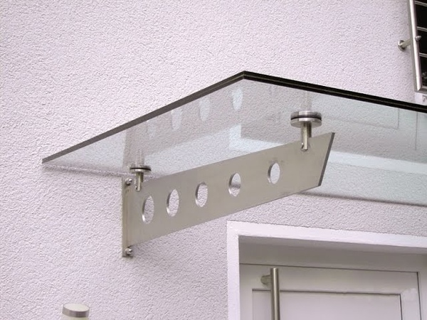 Manufacturers Stainless Steel Glass Awnings Canopy Fittings Hardware System, Spare Parts Accessories