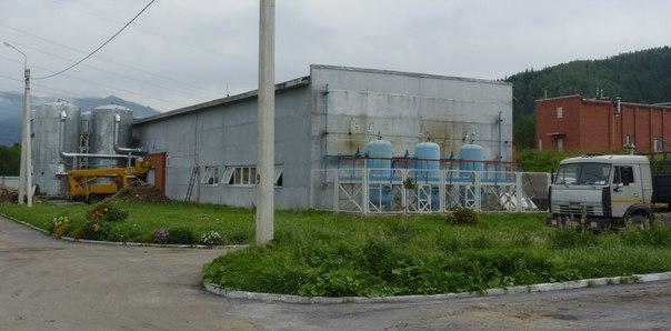 Канализационные очистные сооружения города Байкальска МУП «КОС БМО»