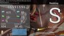 Osu! | DDM | Roselia - Guren no Yumiya [Neto's Bloody Dawn] HD 98.43% FC 244pp 1