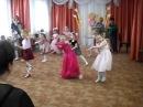 """""""Ладошка"""" танец на 8 марта в детском саду старшая группа"""