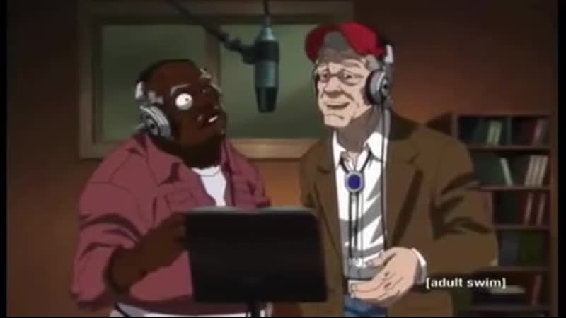 Make Boondocks Great Again.