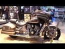 2018 Indian Chieftain Limited Walkaround 2017 EICMA Motorcycle Exhibition
