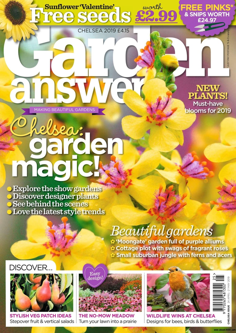 Garden Answers - May 2019