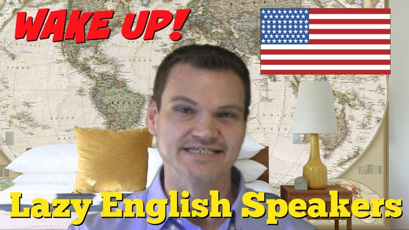 Wake Up Americans! A Rant Against Lazy Anglophones