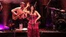 SOLEDAD VILLAMIL en vivo. O samba e o tango. La trastienda.