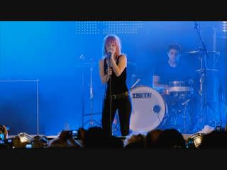 Paramore - Let The Flames Begin [Radio 1's Big Weekend 2008]