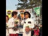 """김정아 on Instagram: """"#jjcc #꽃을든이뿐이들 ? 모야~~저많은 꽃중에 내껀 음능겨ㅋ 흥칫&#49121"""
