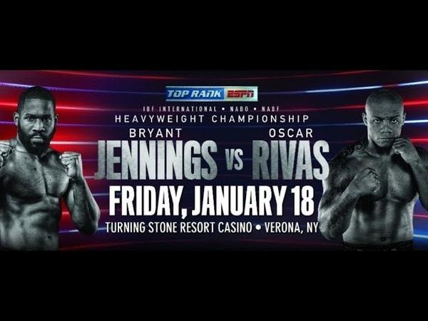 Fight Night Champion Брайант Дженнингс - Оскар Ривас (Bryant Jennings - Oscar Rivas)