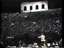 Giuseppe Di Stefano - I' te Vurria Vasa - Arena Verona 1985 Live