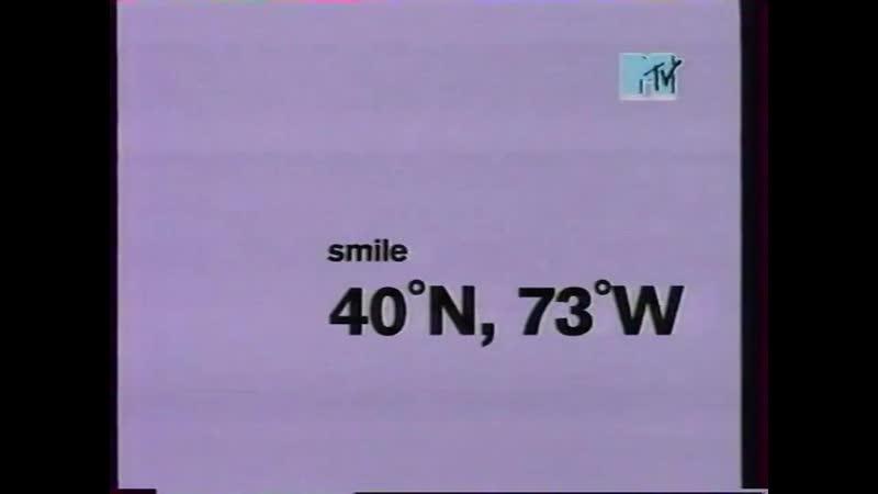 Заставка MTV: Улыбка с переводом языков (2002)
