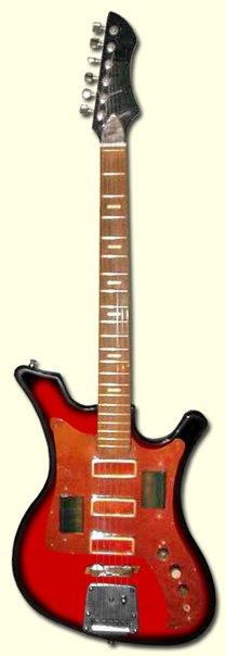 в себе соло-гитару и