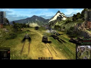 World Of Tanks: бой клана RMT за провинцию