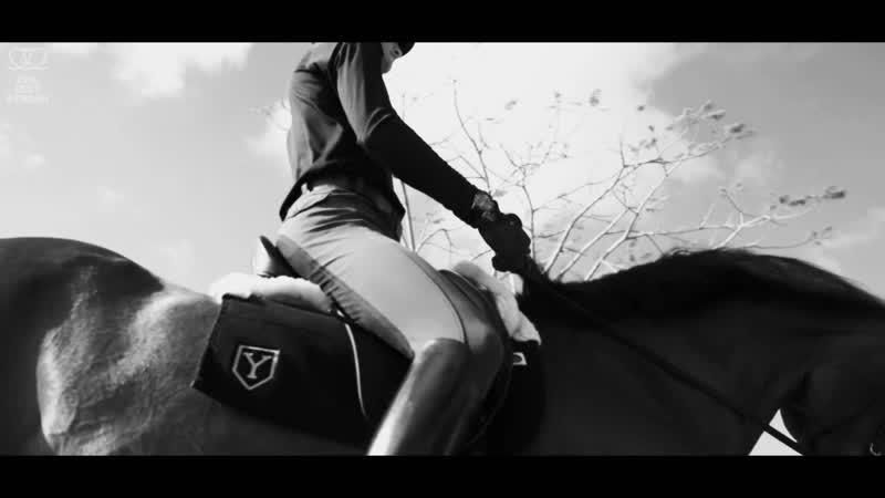 L horses l