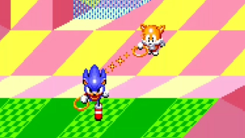 Sonic and Crackers Beta ✪ Sonic Official Games | Walkthrough 2019