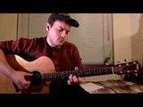Turn The Page - Bob Seger (Fingerstyle Cover) Daniel James Guitar