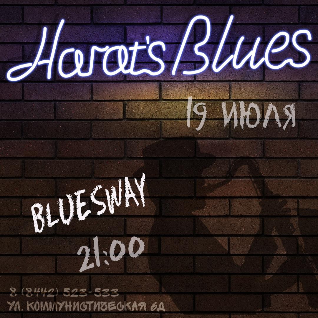 Афиша Волгоград Harat's Blues / 21.12 / Scarlet Blues