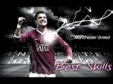 Криштиану Роналду - Лучшие финты и дриблинг за Манчестер Юнайтед он был лучшим в Манчестер Юнайтед