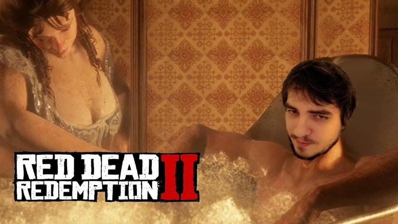 Мэддисон играет в Red Dead Redemption 2 - ЭТО НЕ РУКА, НО ЕСЛИ ХОЧЕШЬ ТРОГАЙ