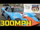 Ford GT goes 300.4 MPH in the Texas Mile