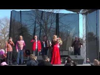 Вика Цыганова в Крыму: Евпатория 15.03.2014 - концерт