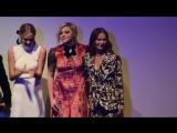 2018.09.06 Isabelle Huppert makes an entrance at the premiere of Neil Jordans Greta at TIFF18 TIFF