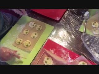 Детский кулинарный мастер-класс 03.11.2018